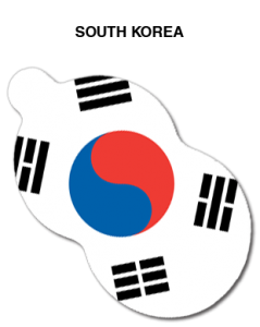 Patch South Korea